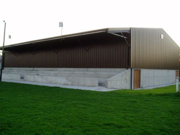 GAA Clubhouse & Viewing Stand
